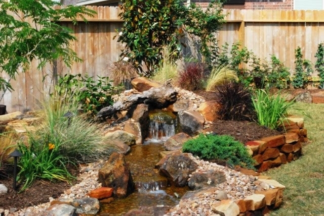 Personal Touch Landscape Fountains and Ponds 17