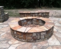 Outdoor Fireplace and Firepits 10