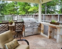 Personal Touch Landscape - Outdoor Kitchen 38