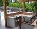 Personal Touch Landscape - Outdoor Kitchen 03