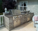 Personal Touch Landscape - Outdoor Kitchen 04