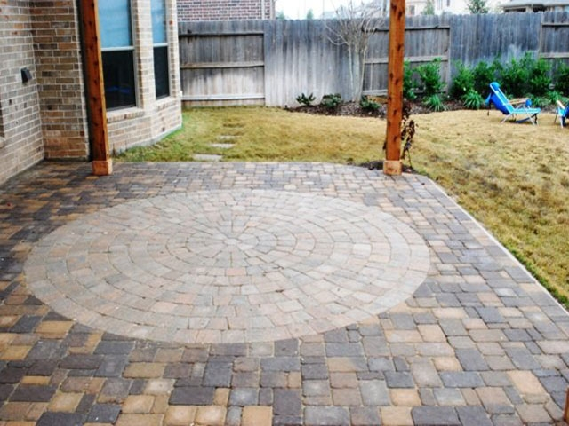 Personal Touch Landscape - Stonework 07